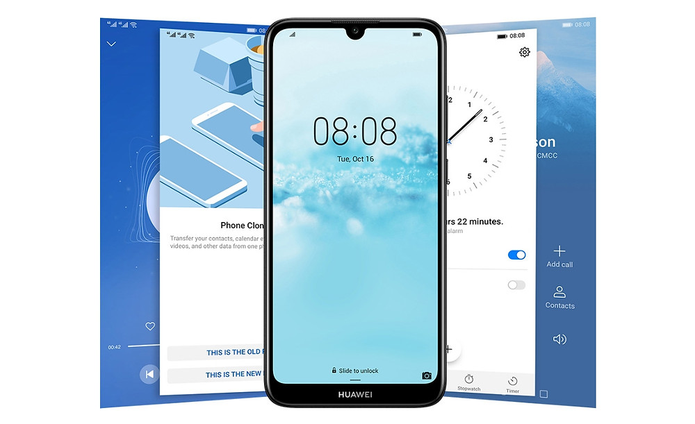 android | Huawei Y6 Pro | IT Support Singapore | IT Services | IT Solutions | ISP in Singapore | IT Block | Server maintenance | desktop