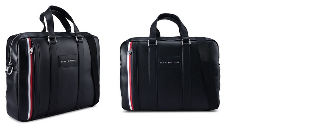 3. The Metropolitan computer bag by Tommy Hilfiger