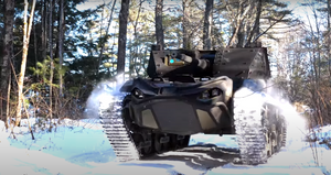 Is the Ripsaw M5 electric robot tank too dangerous?