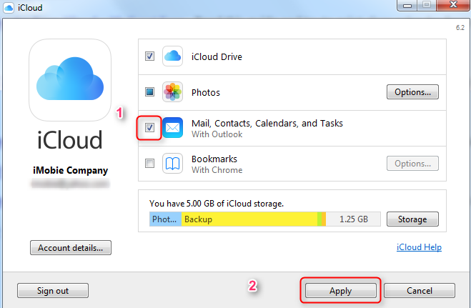 IT Support 101 My Outlook iCloud calendar in Windows does not sync | IT Block | IT Support Singapore | Server Servicing