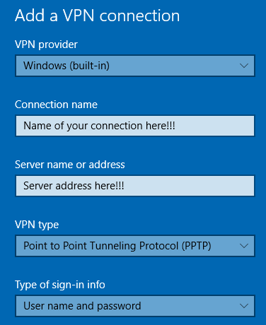 Easy way to create a PPTP VPN server in Synology | IT Block singapore it support | ISP | IT services