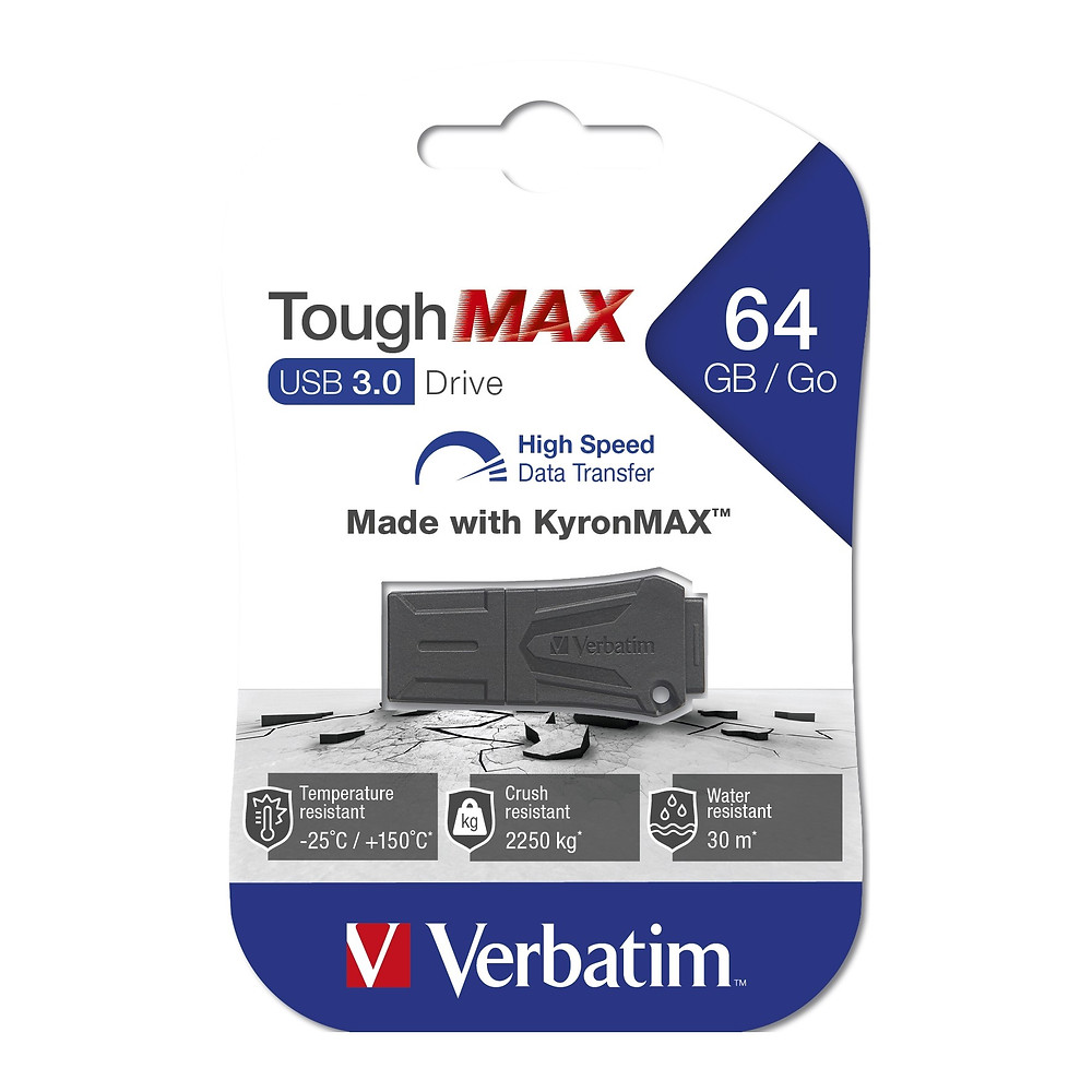 1. ToughMax USB 3.0 Drive