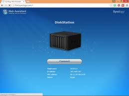 Easy way to connect your Synology NAS to windows computer find your diskstation it block article new