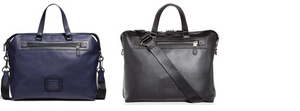 2. Academy Holdall laptop brief by Coach