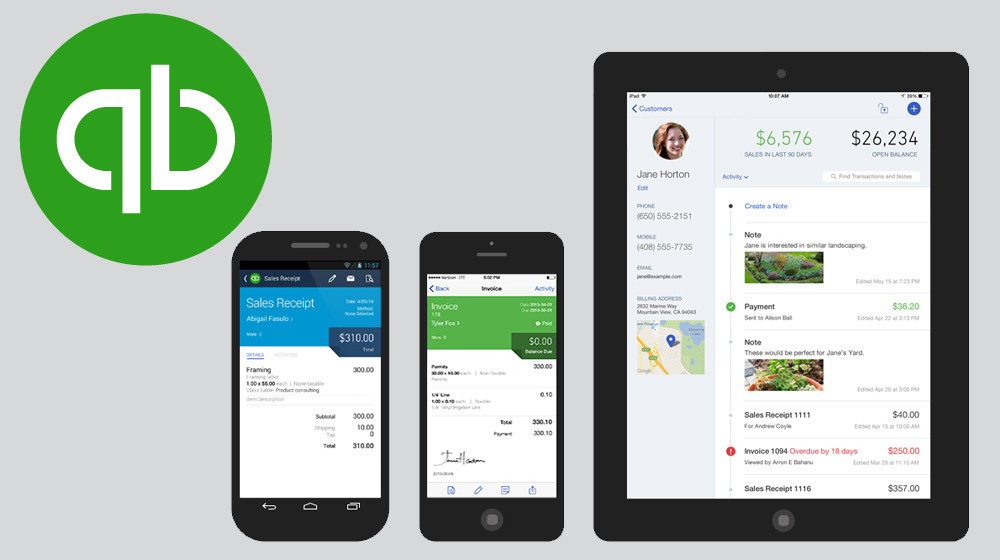 1. Quickbooks by Intuit