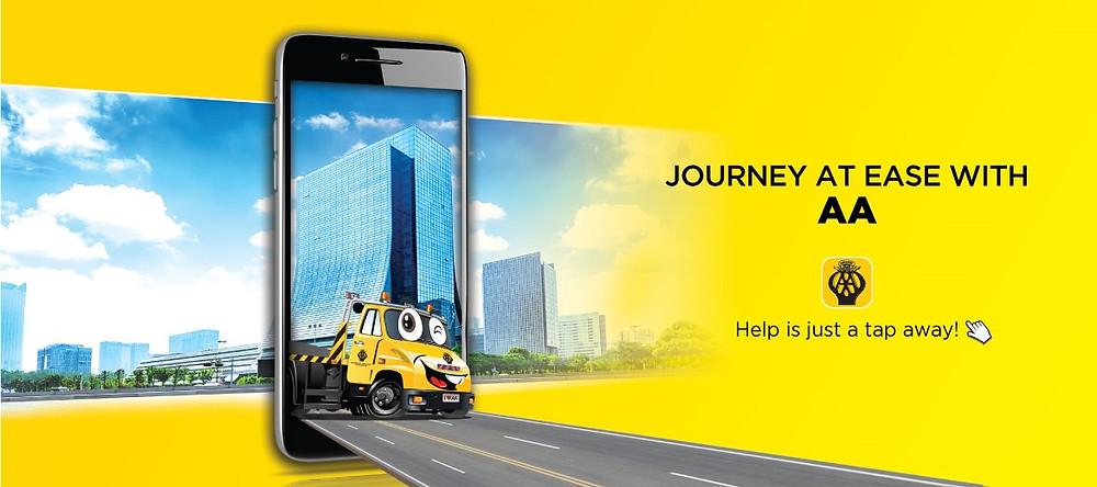 5. Roadside assistance apps