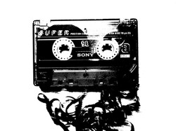 Tape-1 erase ok