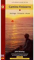 John Brieley guide book finisterre,muxia