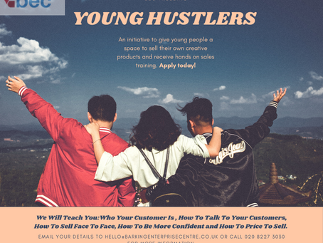 Calling All Young Hustlers