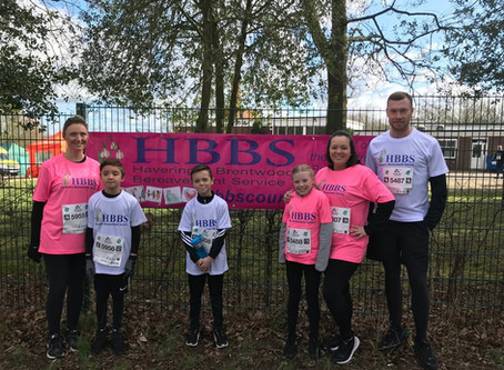HBBS TEAM COMPLETE BRENTWOOD FUN RUN 2019