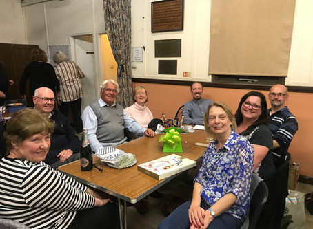 HBBS QUIZ NIGHT GETS TOP MARKS!