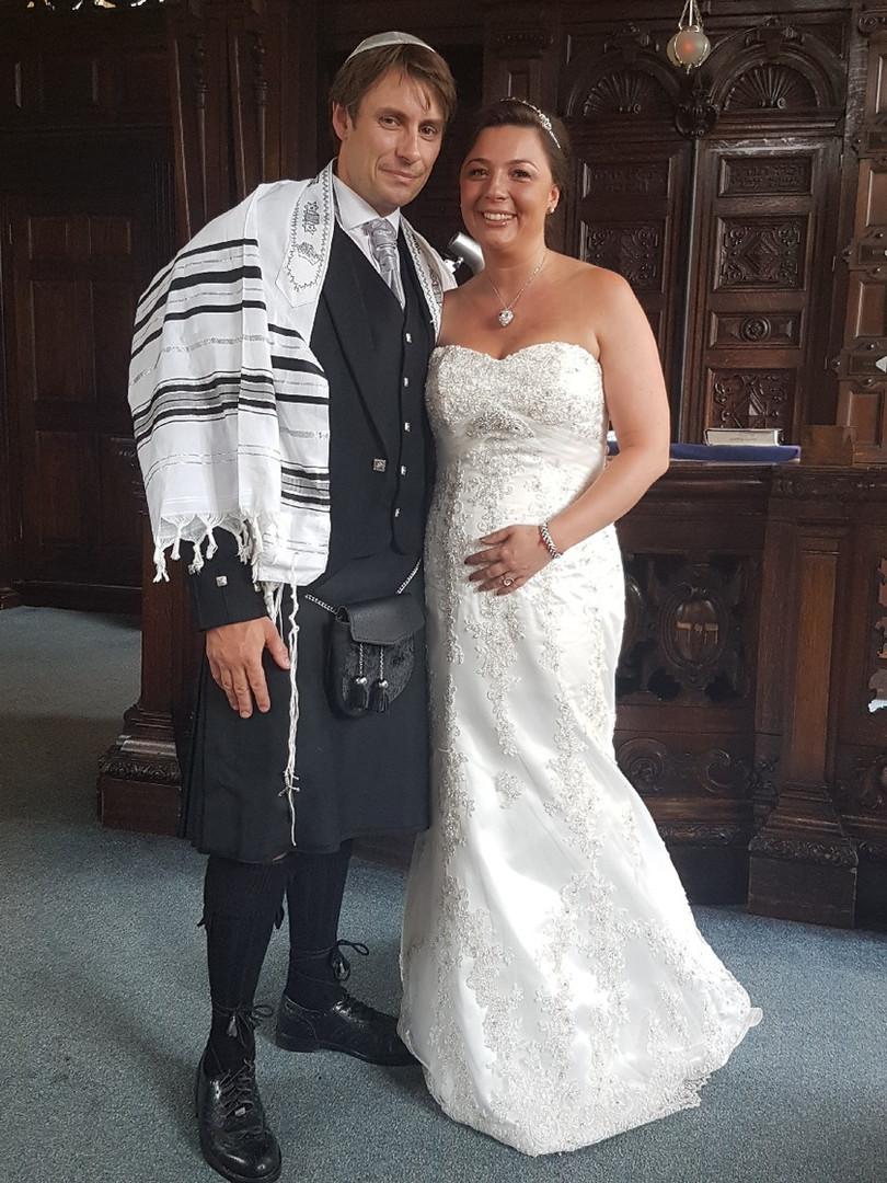 The Jarvie Wedding