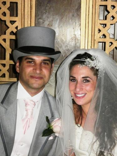 Cohen & Gershon Wedding