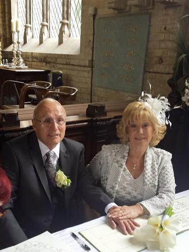 Hazel and Eddie Brower