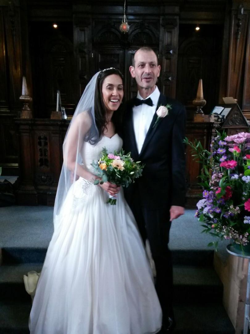 Grant Ayrey Wedding