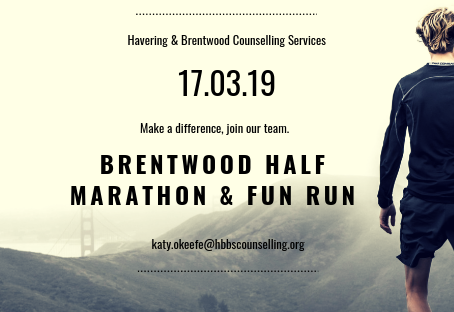 HELP GRIEVING CHILDREN BY RUNNING BRENTWOOD HALF MARATHON OR FUN RUN