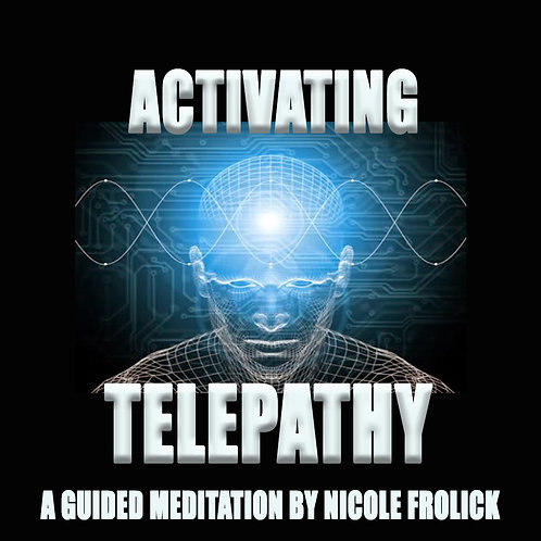 Activating Telepathic Communication with the Infinite Source