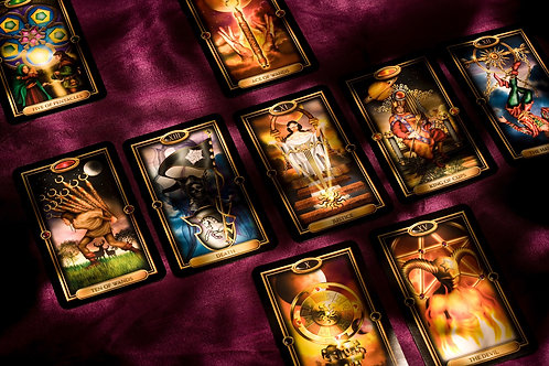 30 min Personal Intuitive Tarot Reading (recording only)