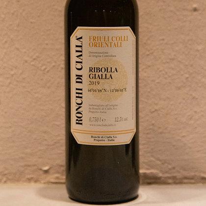Ribolla Gialla DOC | Ronchi di Cialla | 2019
