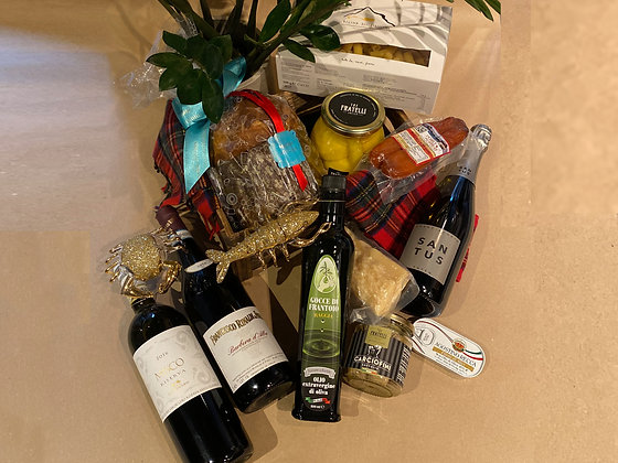 EXCLUSIVE CHRISTMAS HAMPER