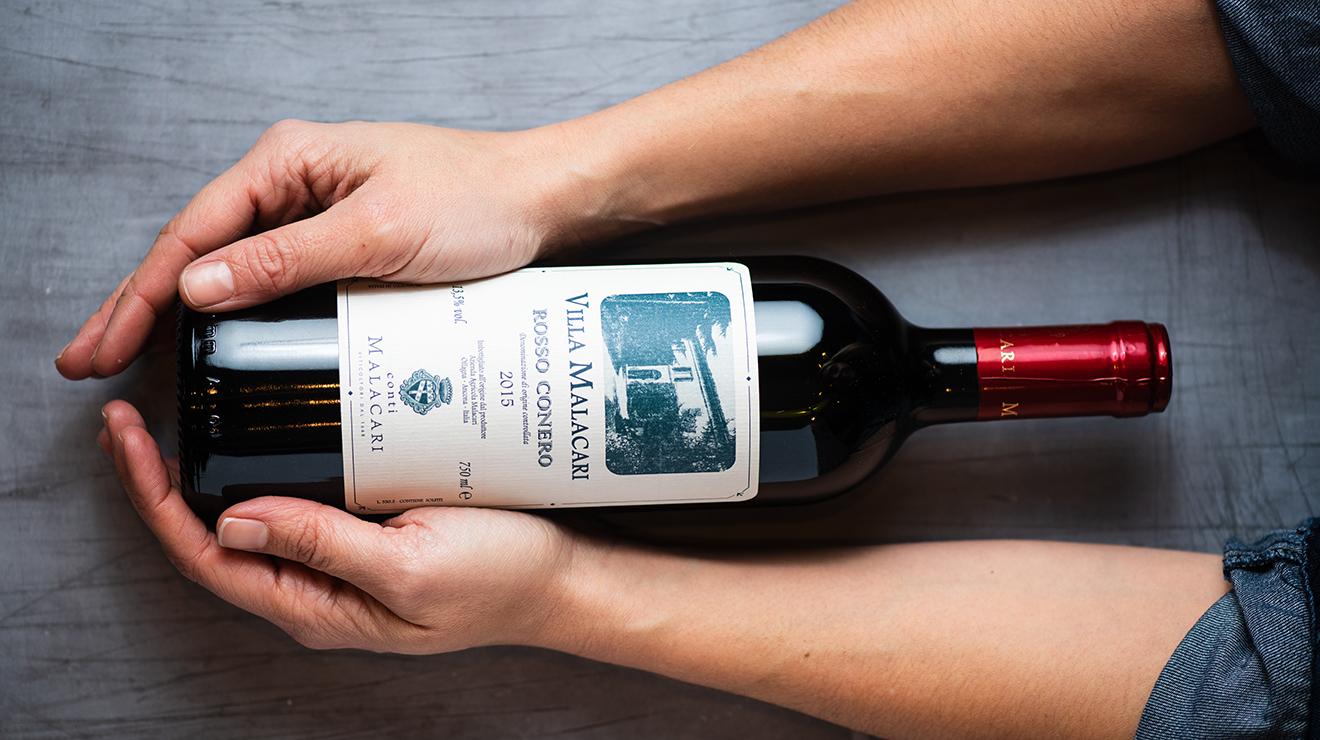 Baccala - wine