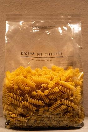 'Regina dei Sibillini' artisanal pasta Fusilli 1 kg