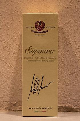 Malpighi 'Saporoso' balsamic condiment 0.2 lt