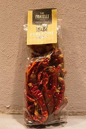 Peperoncini Piccanti - Dry hot chili 50 gr