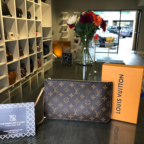 Louis Vuitton Monogram Nervefull GM Pochette