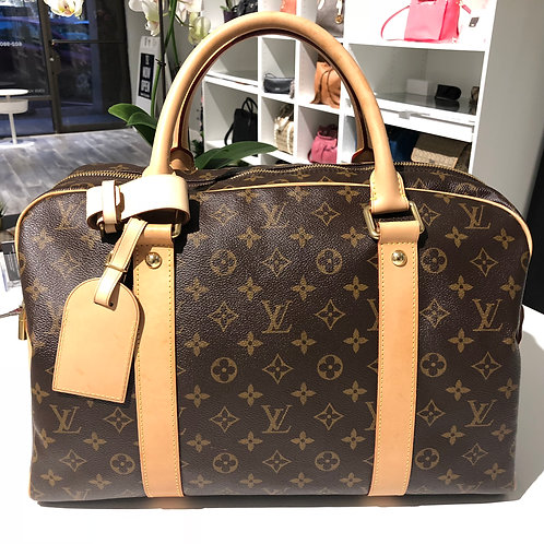 Louis Vuitton Monogram Carryall Travel Bag