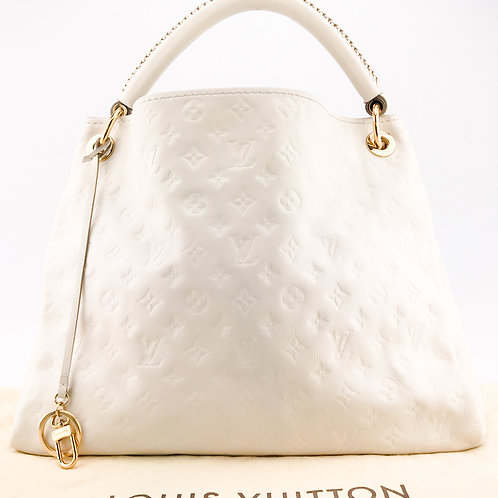 Louis Vuitton Empreinte Artsy MM Creme