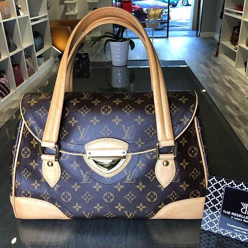 Louis Vuitton Beverly Monogram GM