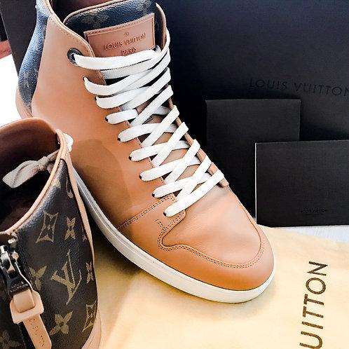 Louis Vuitton High Top Sneaker