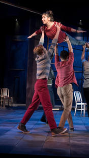 """""""Re-Entry: the Process of Resilience"""" @ Durham Studio Theater, 2017"""