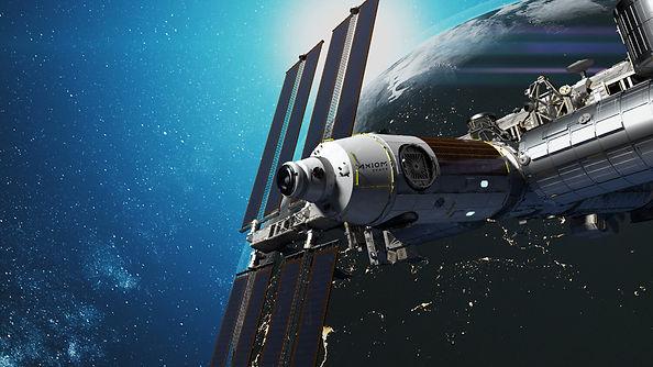 AXIOM SPACE- SPACE PIONEERS