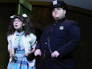 """as Little Sally in """"Urinetown"""" @ College of the Canyons, 2014"""