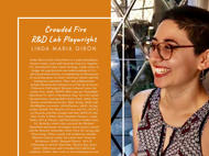 Crowded Fire R&D Lab Playwright Announcement