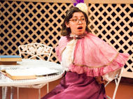 """""""The Importance of Being Earnest"""" @ BareStage, 2016"""