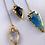 Thumbnail: Arrowhead Crystal Necklace