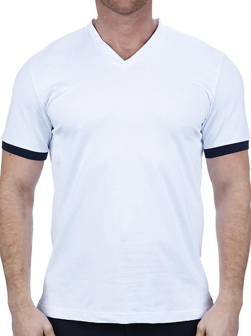 Vivaldi Solid V-Neck
