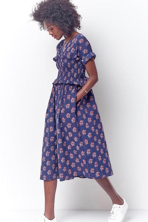Jojo Smocked Dress