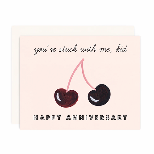 Stuck W/ Me Anniversary