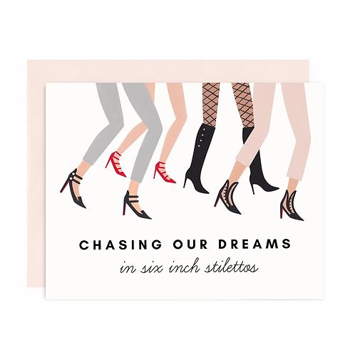 Chasing Our Dreams