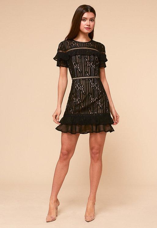 Anna Lace Dress