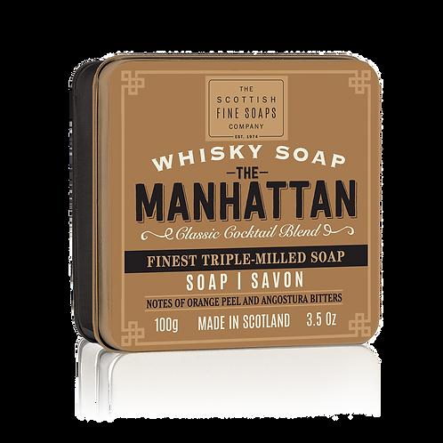 Manhattan Whiskey Soap