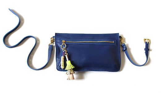 Active Nomad Convertible Navy Blue Pouch