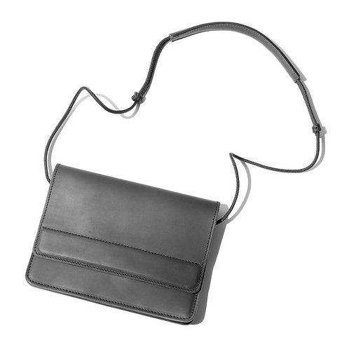 Flapper Leather Sling Bag