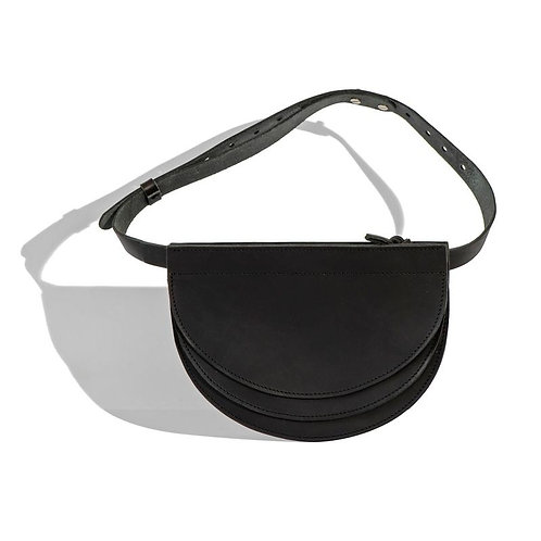 Eclipse Mini - Leather Belt Bag