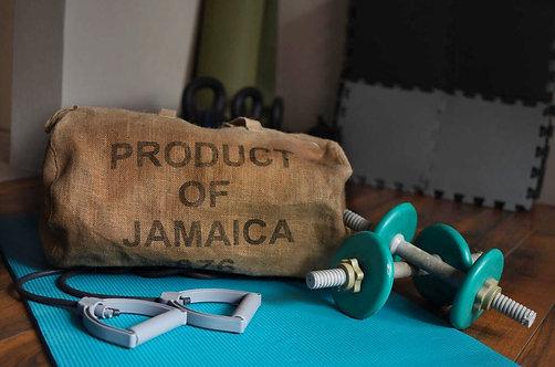 Jute Gym/Trace Bag