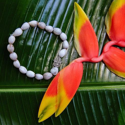 Hamsa Hand Blessing Bead